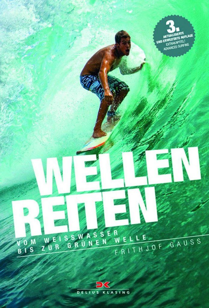 Titelcover Buch Wellenreiten von Frithjof Gauss