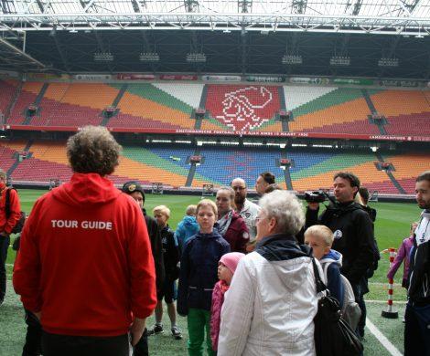 Führung durch die Amsterdam Arena