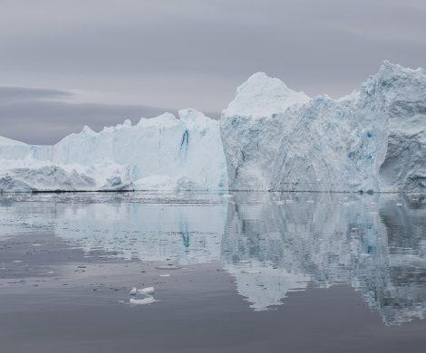 Im Illulissat Fjord bei der Discobucht