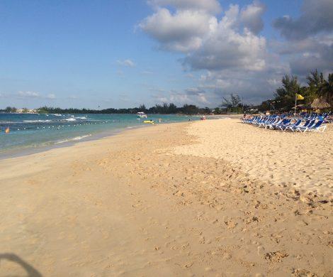 Strand in Negril