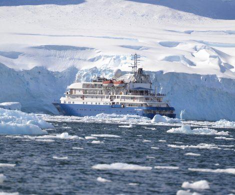Sea Explorer im ewigen Eis