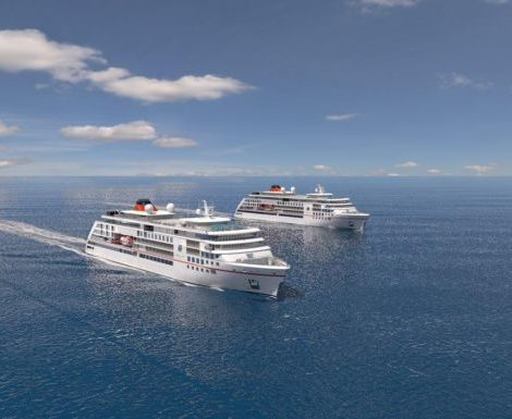Hapag-Lloyd Expeditionsneubauten Hansatic Nature und Hanseatic Inspiration