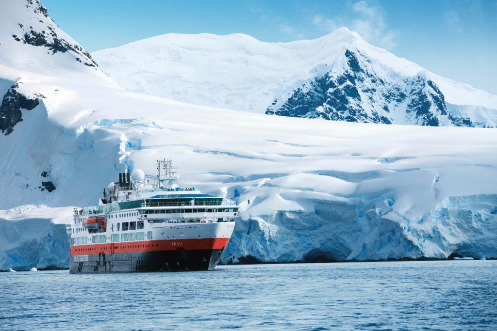Polarreisen mit der FRAM von Hurtigruten