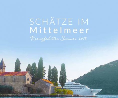 Mittelmeer-Katalog 2018 Ponant