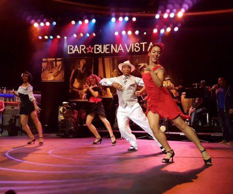 Kubanische Künstler präsentieren ihr Land auf der MS HAMBURG