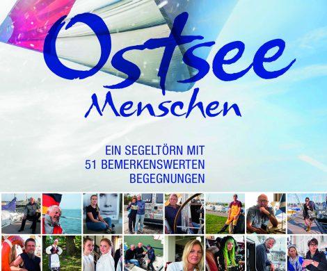 Buchtitel Ostseemenschen von Christian Irrgang
