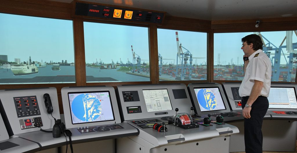 Das Marinetrainigscentrum MTC in Hamburg