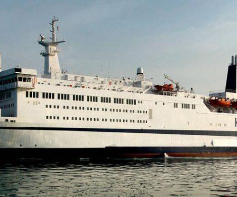 Die Sunny von Karaneh Line ist das erste iranische Kreuzfahrtschiff seit der Islamischen Revolution