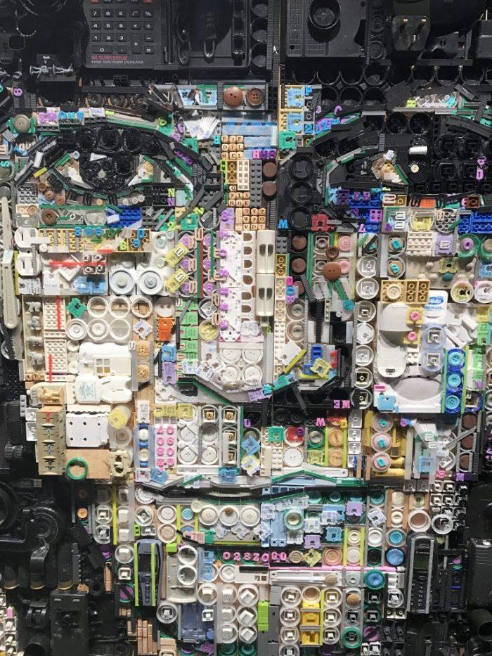 Portrait von Udo Lindenberg auf mein Schiff 6