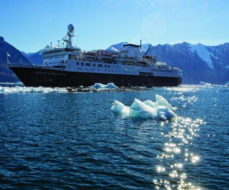 Die Ocean Endeavour ist für Expeditionsreisen perfekt ausgestattet