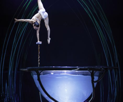 Der Cirque de Soleil ist für seine fantastischen Shows weltberühmt