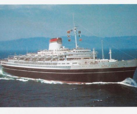 Die Andrea Doria wurde nach einem Admiral benannt und war der Stolz der italienischen Zivilflotte