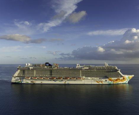 Die Norwegian Getaway bietet Platz für 3.963 Passagiere