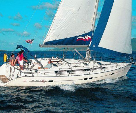 Exklusive Yachttörns mit Skipper bietet avenTOURa auf den Bahamas an