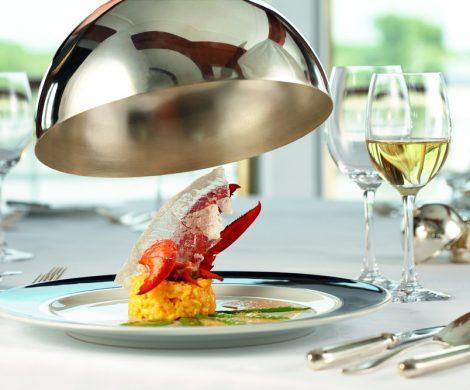 Kulinarische Genüsse stehen nicht nur bei Themenreisen auf der Karte