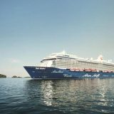 Die Mein Schiff 6 wird am 1. Juni in Hamburg getauft