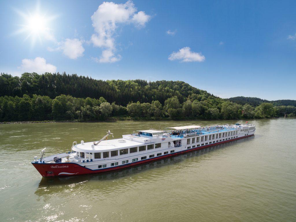 Die MS Bellissima von nicko cruises