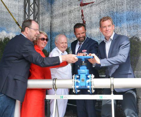 Der Seehafen Kiel investiert in den Umweltschutz