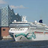 Die Norwegian Jade fährt im Sommer 2017 ab Hamburg © Norwegian Cruise Line
