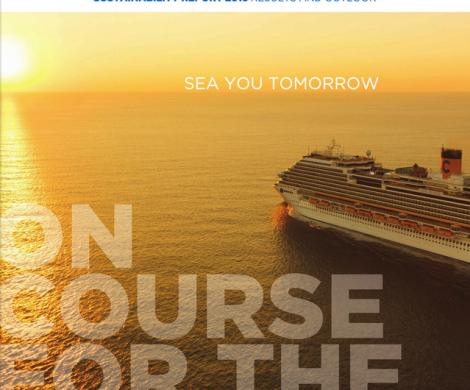 Costa Nachhaltigkeitsbericht