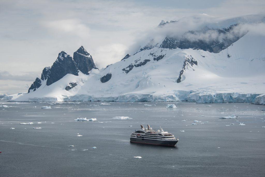 Ponant fährt 14 verschiedene Routen in der Arktis