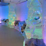 Die Bar auf der Norwegian Epic ist aus Eis