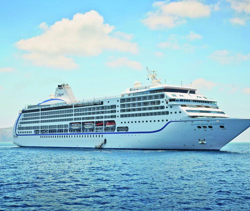 Regent schickt die Seven Seas Mariner 2020 auf Weltreise