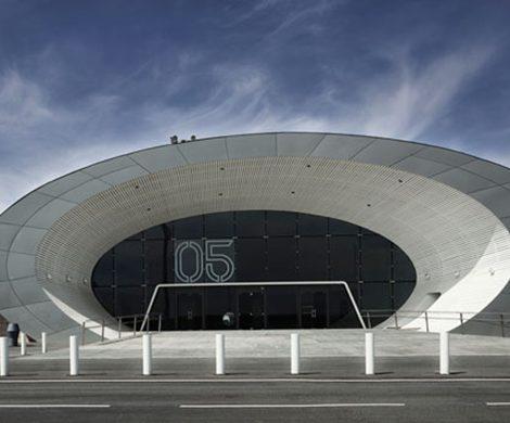 Neues Kreuzfahrtterminal in Limassol, Zypern.