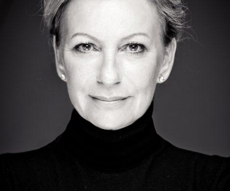 TV-Journalistin Sabine Christiansen führt durch die Politikdiskussionen