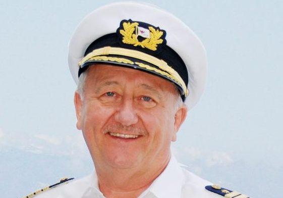 Erste Captains Cruise bei AIDA