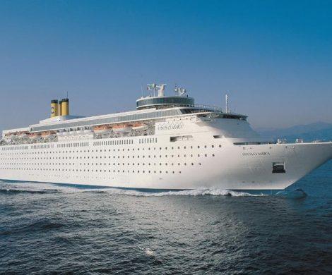 Die Costa Neo Classica geht aus der Flotte