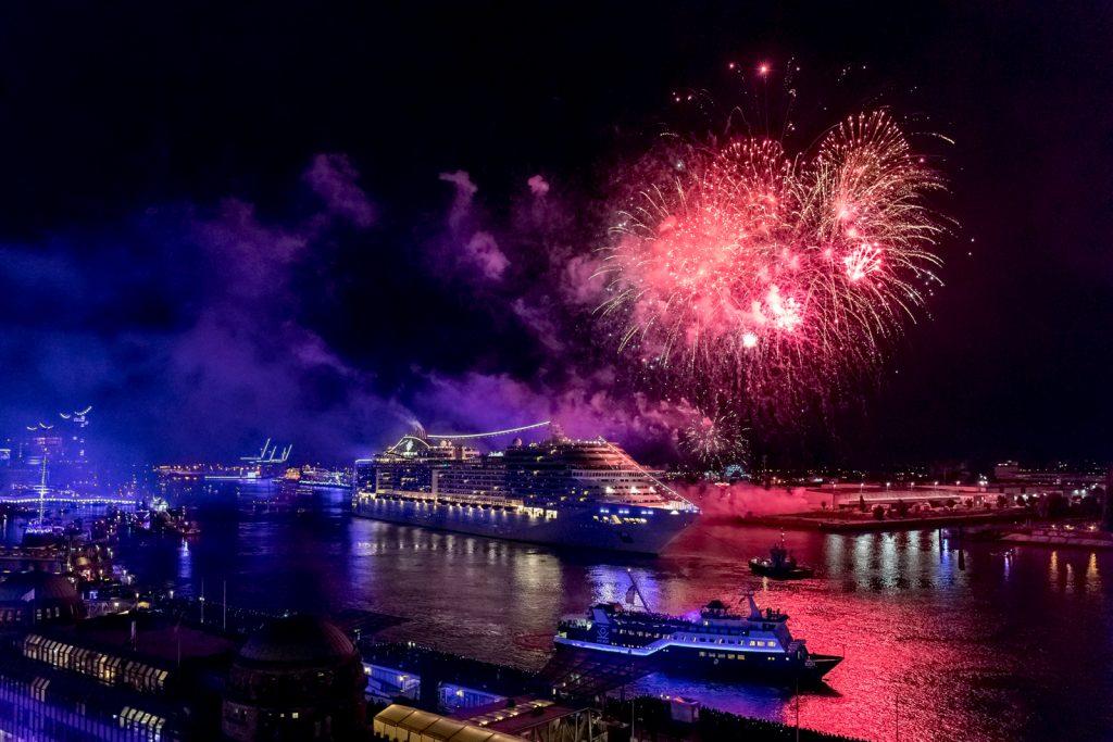 Auszeichnung für MSC Kreuzfahrten, MSC auf den Hamburg Cruise Days 2017