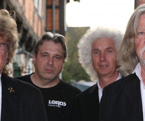 The Lords spielen auf der MS Berlin