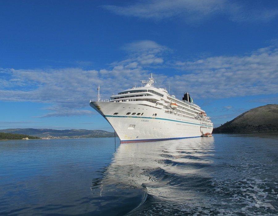 Die MS Amadea von Phoenix ist seit 2016das neue Traumschiff.Jetzt stehen die Terminefür die nächsten Dreharbeiten fest: