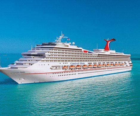 Auf dem Kreuzfahrtschiff Carnival Glory ist ein achtjähriges Mädchen von einer Treppe fünfzehn Meter in die Tiefe gestürzt und dabei ums Leben gekommen