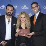 Shakira und Costa bauen in Kolumbien eine Schule für 1.300 Kinder