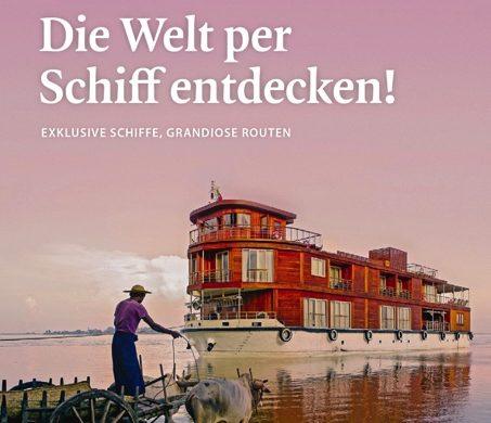 Auf 212 Seiten präsentiert Lernidee 61 komfortable Abenteuer auf allen Kontinenten