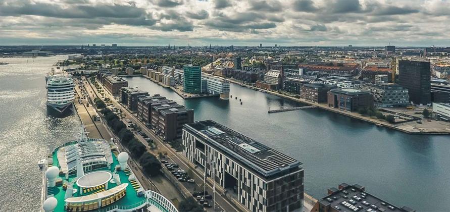 Kopenhagen baut viertes Kreuzfahrtterminal
