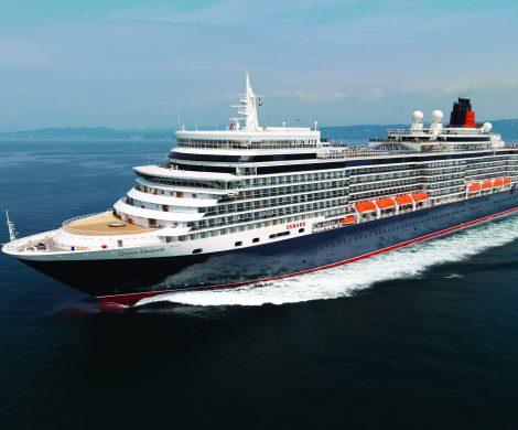 Cunard hat eine Alaska-Broschüre aufgelegt: Die Queen Elizabeth, wird von Mai 2019 bis Ende Juni 2019 in der Region kreuzen