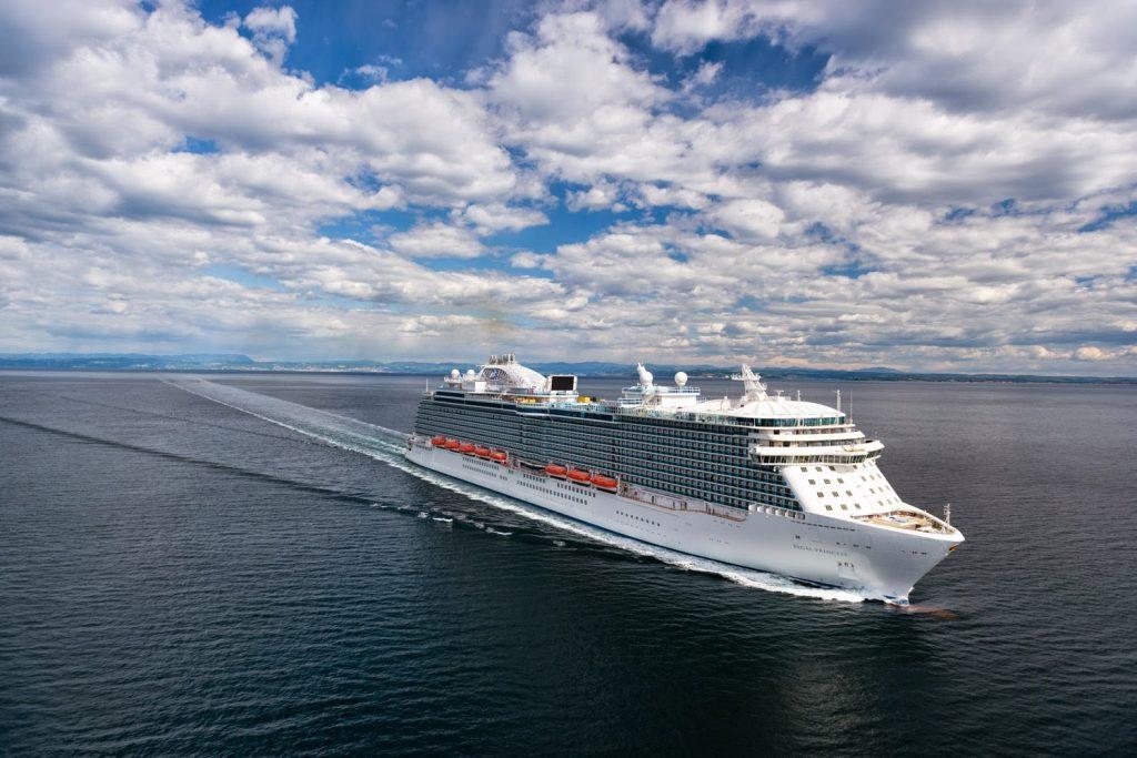 Balkonspecials mit Princess Cruises in der Karibik