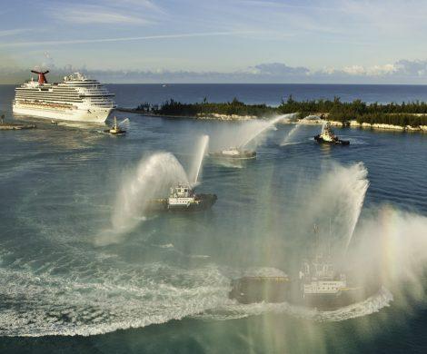 Carival stockt Angebot im Golf von Mexiko signifikant auf