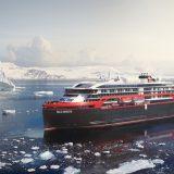 Hurtigruten Hybrid Schiffe