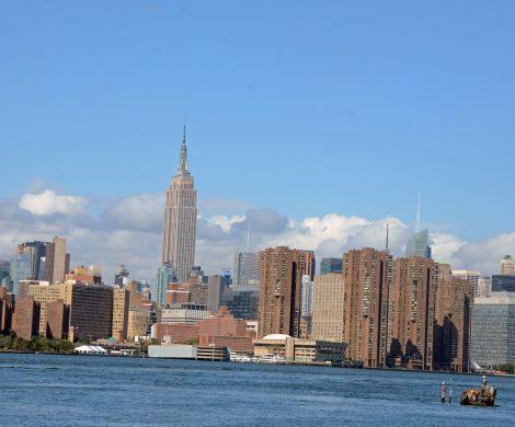 Hafenrundfahrt mit der Mein Schiff 6 in New York