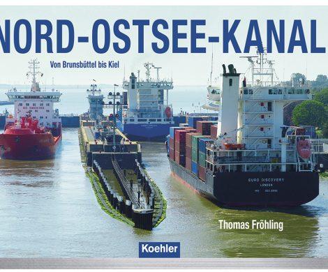 Autor Thomas Fröhling gibt einen interessanten Überblick über die verschiedenen Facetten des Nord-Ostsee-Kanals.