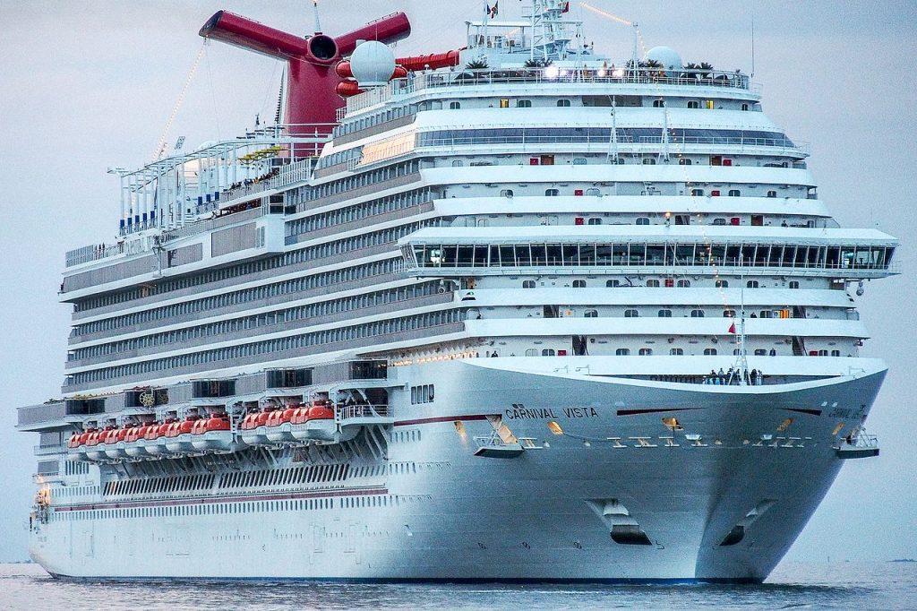 Carnival Panorama Drittes Vista Class Schiff