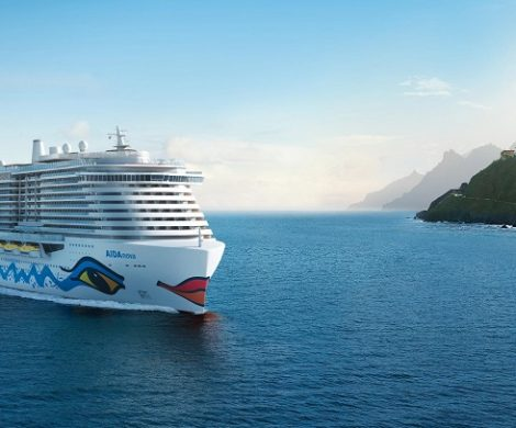 Die neuen Kreuzfahrtschiffe 2018: Aidanova
