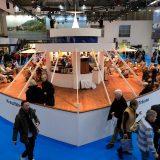 Auf der Messe Kreuzfahrtwelt Hamburg, die vom 7. bis 11. Februar 2018 in den Messehallen ihre Tore öffnet, präsentieren Reedereien, Veranstalter und Reisebüros ihre Programme für Seereisen.