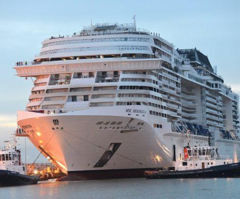 Eine Kreuzfahrt von Kiel nach New York - das ist im Jahr 2019 mit der MSC Meraviglia möglich Während der 17-tägigen Transatlantik-Kreuzfahrt Richtung New York steuert die MSC Meraviglia Kopenhagen, Southampton und Belfast an. Anschließend geht es über Reykjavik (Island), St. John und Halifax in Kanada bis zum Big Apple. Am 21. September 2019 soll das Schiff von Kiel aus aufbrechen. Die Tickets sind ab 2. Januar 2018 buchbar.