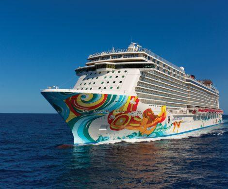 Die Reederei Norwegian Cruise Line (NCL) schickt die fünf Schiffe Norwegian Getaway, Norwegian Epic, Norwegian Jade, Norwegian Star und Norwegian Spirit auf Routen in Europa.