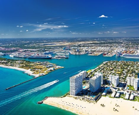 Die größten Kreuzfahrthäfen sind auch in 2017 Miami, Port Canaveral, Port Everglades (Fort Lauderdale) – an dieser Rangfolge hat sich seit vielen Jahren nichts geändert.